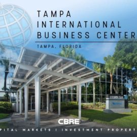 Tampa International Business Center Sells for Over $45 Million