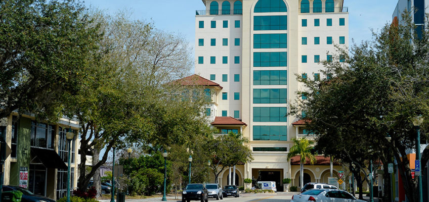 Downtown Sarasota's Kane Plaza office building sells for $16.35 million