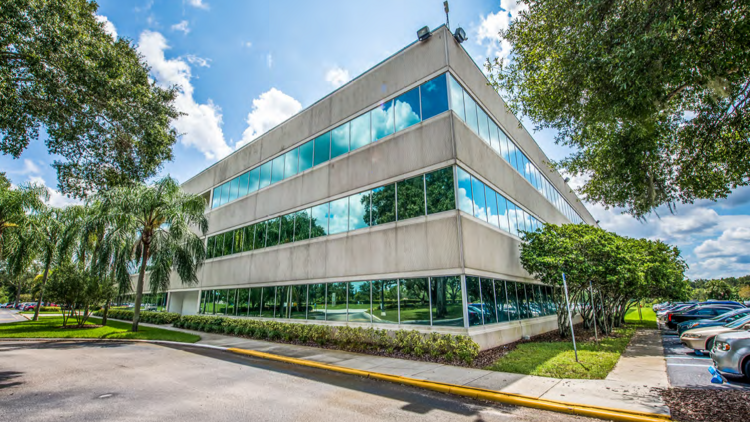 Tampa's Lakeview Center Sold for $21.8 Million