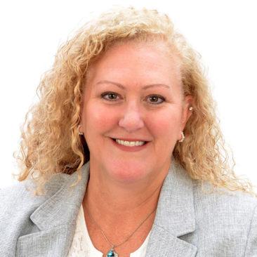 Kathy Robinson, Senior Property Accountant